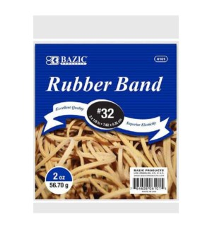 BAZIC #6101 RUBBER BAND #32