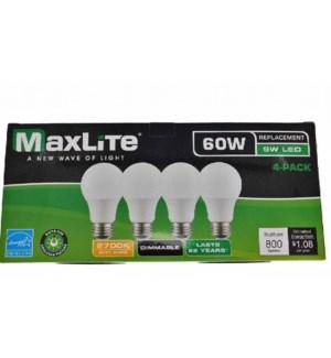 LED #83617 SOFT WHITE MAXLITE