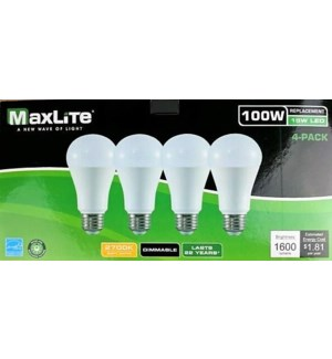 LED #83853 SOFT WHITE MAXLITE