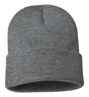BEANIE HAT - GRAY