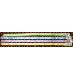 IAC #525 LADIES GLITTER BELT