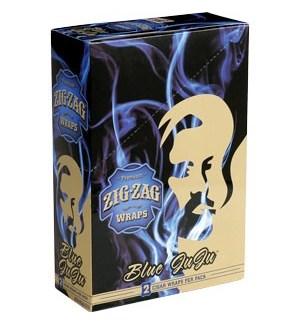 ZIG ZAG WRAPS - BLUEBERRY