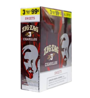 ZIG ZAG CIGARS/SWEETS PP.99