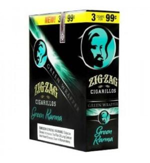 ZIG ZAG CIGARS/GREEN KARMA PP.99