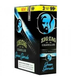ZIG ZAG CIGARS/GREEN GARUDA PP.99
