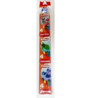 CRAYONS #11316 6-4CT PACK