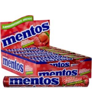 MENTOS #93064 RED FRUIT