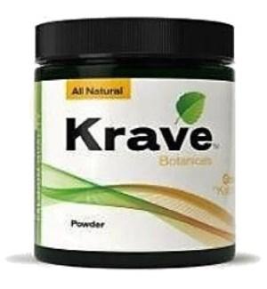 KRAVE GOLD KRATOM 60G