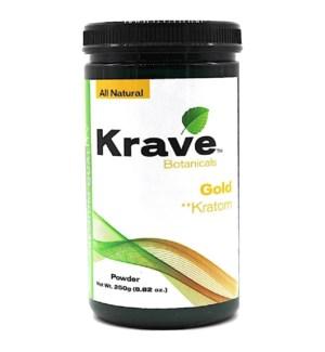 KRAVE GOLD KRATOM 250G