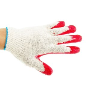 GLOVE #32836 RED ALL PURPOSE-SUPERIOR GLOVES