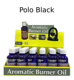 AROMATIC OIL-BLACK POLO TYPE