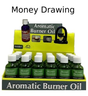 AROMATIC OIL-MONEY DRAWING
