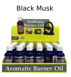 AROMATIC OIL-BLACK MUSK