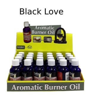 AROMATIC OIL-BLACK LOVE