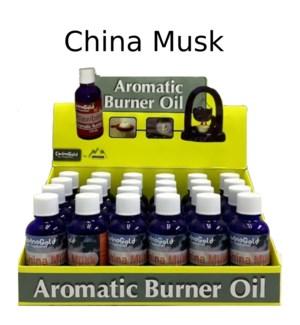 AROMATIC OIL-CHINA MUSK