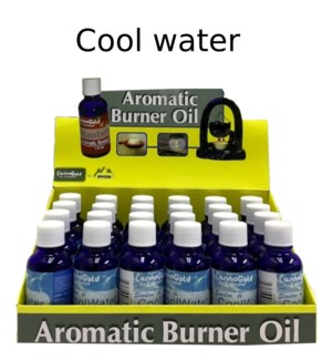 AROMATIC OIL-COOL WATER TYPE