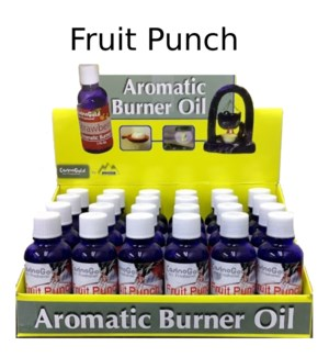 AROMATIC OIL-FRUIT PUNCH
