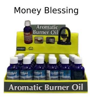AROMATIC OIL-MONEY BLESSING