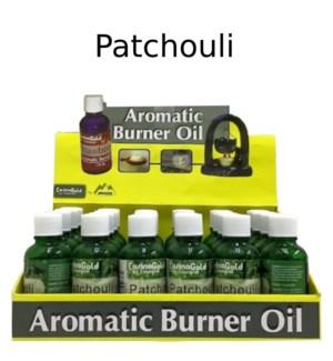 AROMATIC OIL-PATHOULI