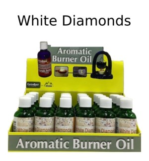 AROMATIC OIL-WHITE DIAMOND