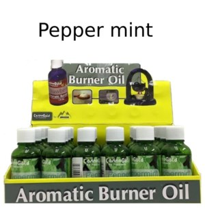 AROMATIC OIL-PEPPERMINT