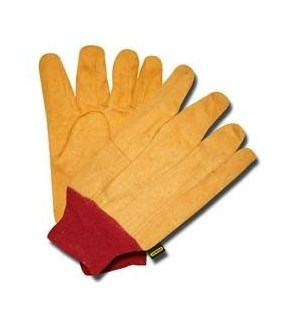 STANLEY #S23111 YELLOW CHORE GLOVES