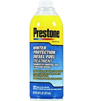 PRESTONE #AS762 DIESEL FUEL TREATMENT