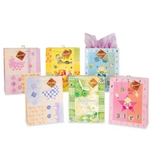 GIFT BAG #PMMM33 BABY SHOWER PRINT