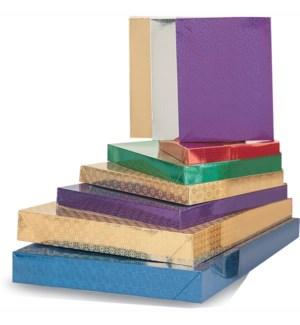 HOLOGRAM GIFT BOX #GB998S ASST