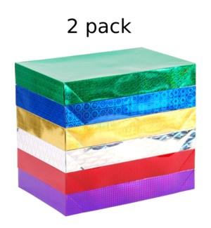 HOLOGRAM GIFT BOX #GB998L ASST
