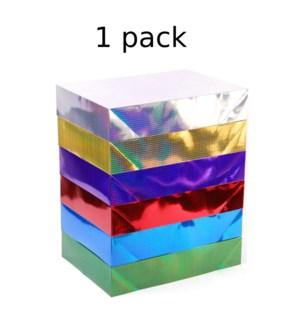 HOLOGRAM GIFT BOX #GB998E ASST
