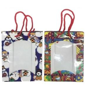 CH-MAS #GB09W GIFT BAG W/WINDOW