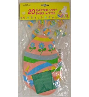 ET #ET313 EASTER DIE CUT C.BAG