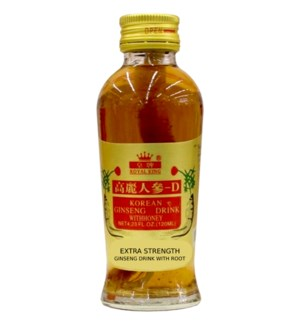 GINSENG DRINK W/ROOT & HONEY