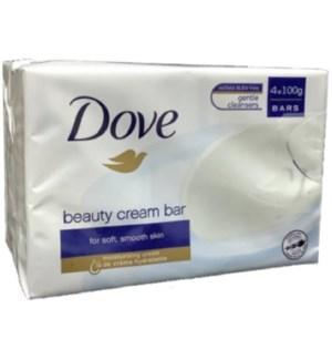 DOVE BAR SOAP #02047 REGULAR BEAUTY CREAM
