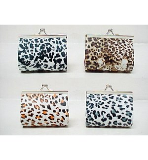 COIN PURSE #79493 ANIMAL CLASP