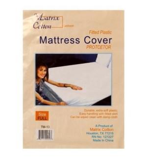MATTRESS COVER #TM-13 PLASTIC