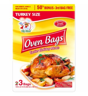 OVEN BAG #10751 TURKEY SIZE