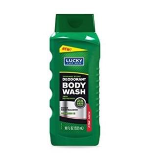 LUCKY #10977 ORIGINAL BODY WASH
