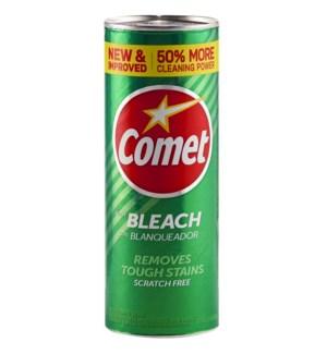 COMET POWDER W/BLEACH 4*6PK