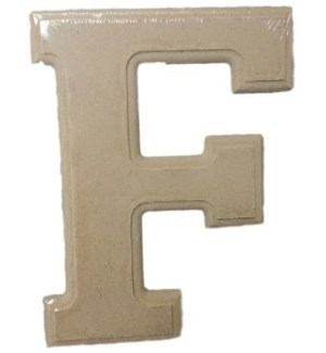 WOOD LETTERS -F