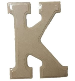 WOOD LETTERS -K