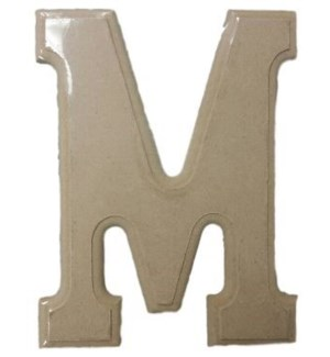 WOOD LETTERS -M