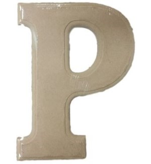 WOOD LETTERS -P
