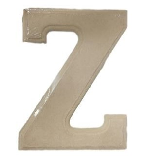 WOOD LETTERS -Z