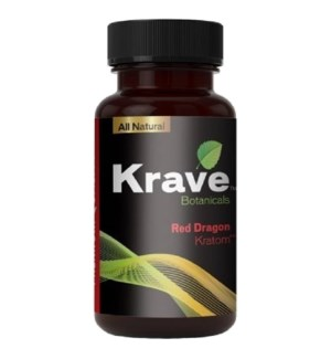 KRAVE RED DRAGON KRATOM 75CT