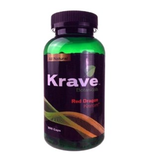 KRAVE RED DRAGON KRATOM 300CT