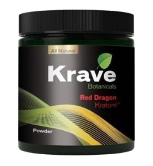 KRAVE RED DRAGON KRATOM 60G