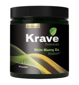 KRAVE WHITE MAENG DA KRATOM 120G