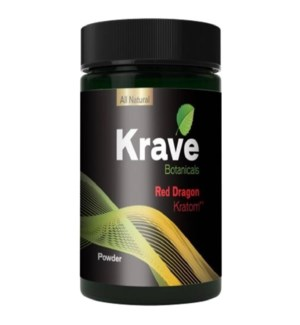 KRAVE RED DRAGON KRATOM 250G